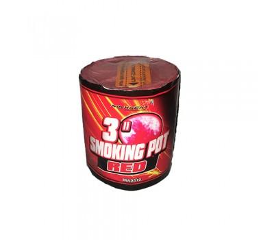 Цветной дым красный MA0510