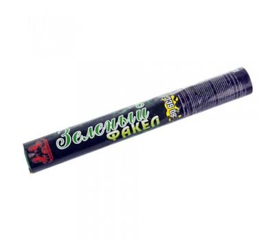 Факел зеленый FFS-04