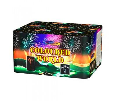 Фейерверк Coloured world GWM6121