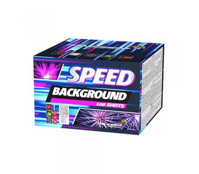 Фейерверк Speed Background GP306