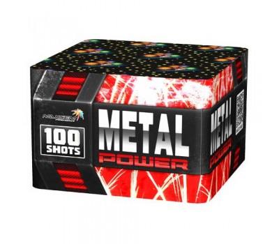 Фейерверк Metal Power SB-100-01