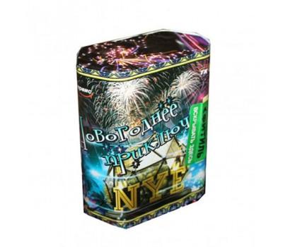 Фейерверк Новогоднее приключение TKB213