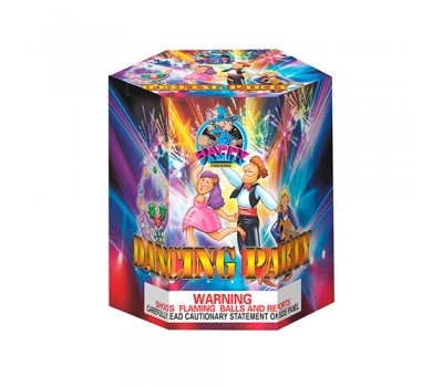 Фейерверк Dancing Party MX1219